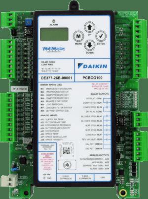 Ac Hvac Wiring Ddc Controls Daikin Ac