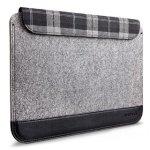 [レビュー] inateckのMacBook用スリーブケースを購入。安くて機能的、持ち運びに便利そう