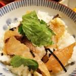 [札幌グルメ] 札幌駅でランチならここに決まり!贅沢なのに安い、コスパ抜群の鯛茶漬けを頂く