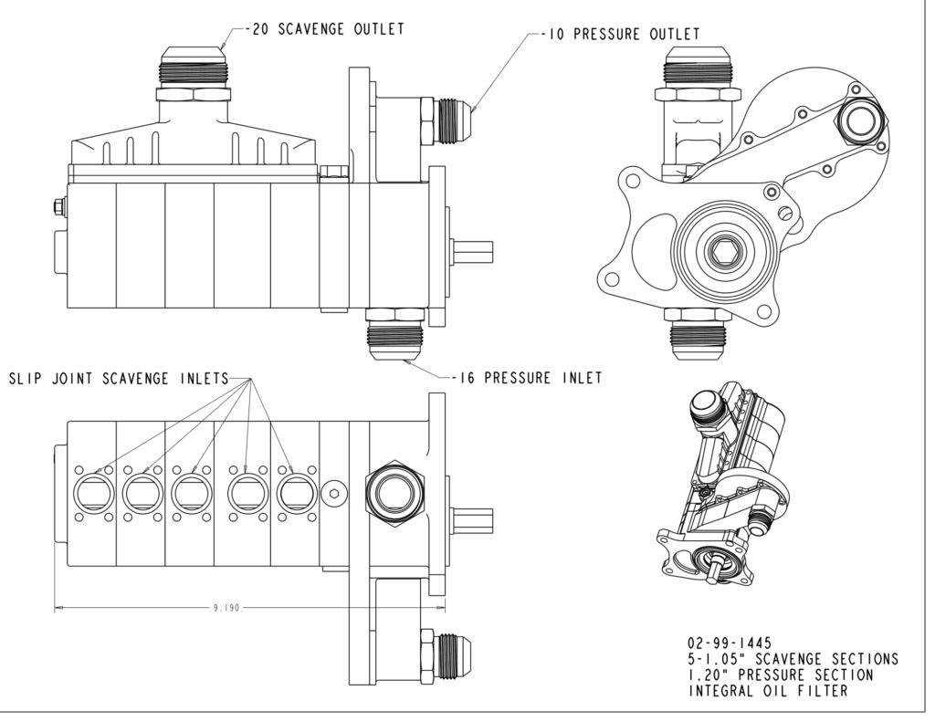 6 Stage Sprint Car