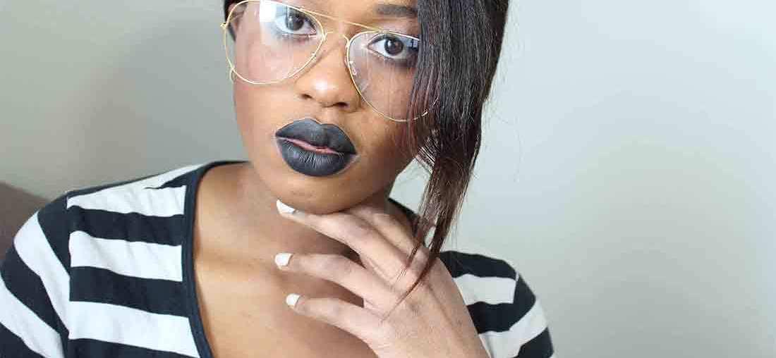 BWNB - rouge à lèvre noir