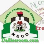 2015 NECO GCE Timetable – Nov/Dec SSCE