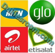 How To Borrow Credit From Mtn, Aitrel, Glo And ETISALAT