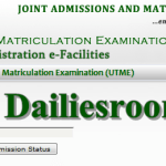 Check Jamb Admission Status and Current UTME Admission Update