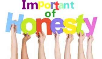 IMPORTANT OF HONESTY WITH BIBLE QUOTES