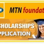 MTN SCHOLARSHIP APPLICATION