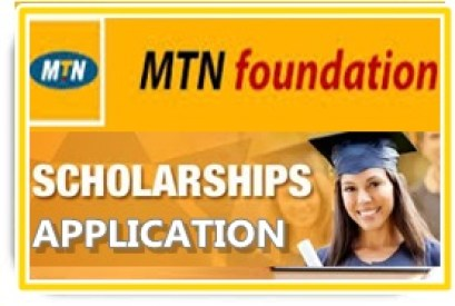 MTN SCHOLARSHIP APPLICATION For 2015/2016 STUDENT