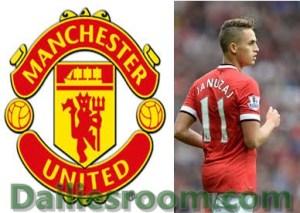 Manchester United make Champions League return