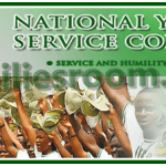 Portal For NYSC Registration / Requirements and Mobilization Of Graduate