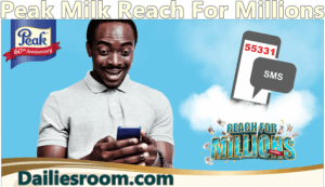 Peak Milk Reach For Millions Promotion Win 2015 60TH Anniversary