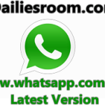 www.whatsapp.com for Latest Version / www.whatsapp.com update