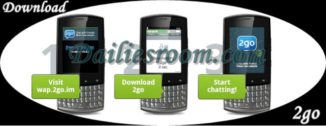 Download New 2go Version 6.1.2 on www.2go.im Latest Version