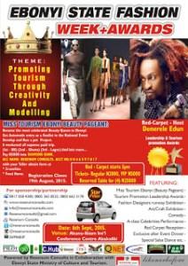 EBONYI STATE FASHION WEEK AWARDS
