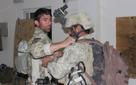 Afghan Forces Retake Kunduz City Center From Taliban