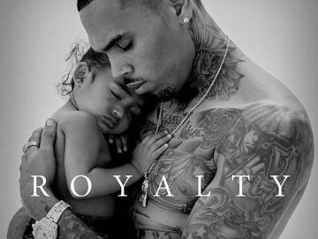 Chris Brown New Album Names After Royalty