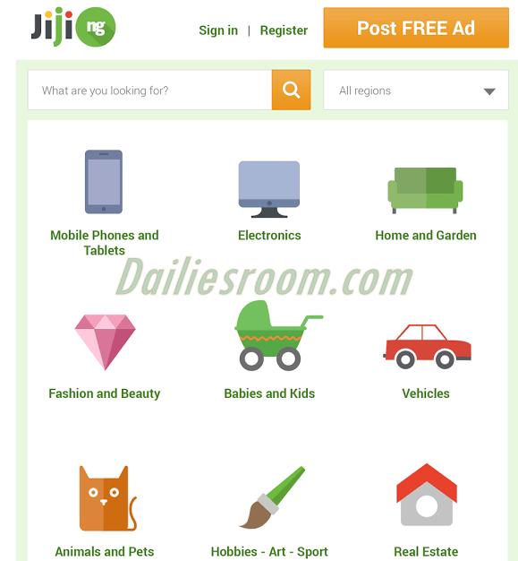 Download New jiji.ng Mobile App