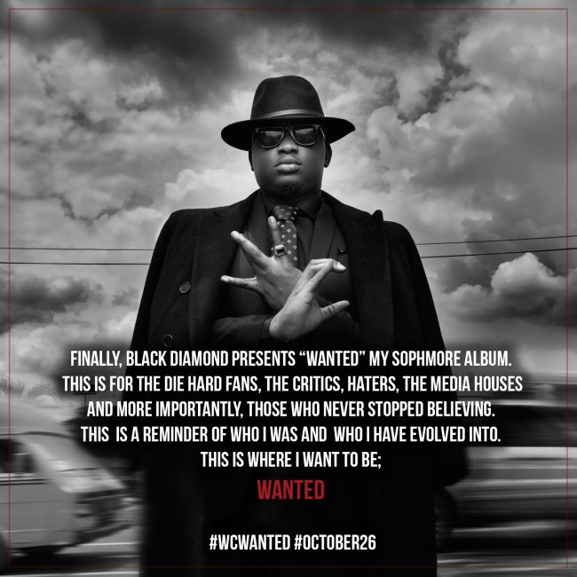 Download Wande Coal's 'Wanted'
