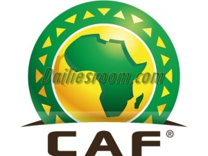 2015 CAF African Player Of The Year Nominees, CAF Logo