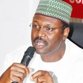"Appointed New INEC Chairman ""Professor Mahmood Yakubu"""