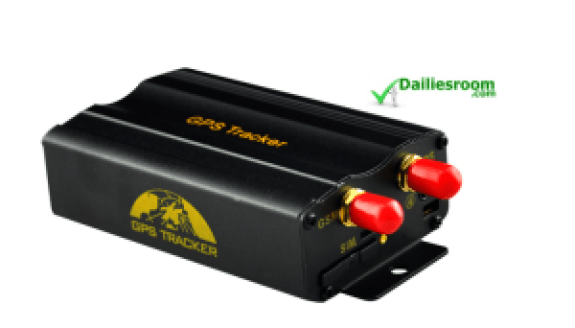 Motor Vehicle GPS Tracking Device With iPhone and Andriod