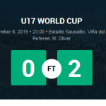 Nigeria crown 2015 Fifa U17 World Cup champions