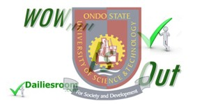 How To Check Your 2015 OSUTECH Admission List