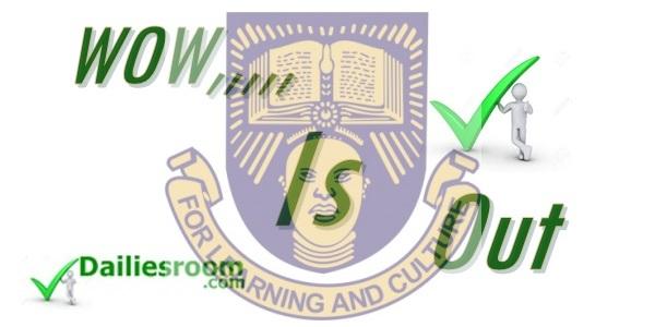 OAU 2015 Pre-Degree Result Out: Obafemi Awolowo University