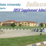 EBSU 2015/2016 Supplement Admission list out – Check Now