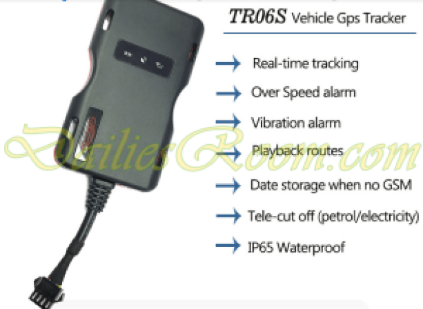 ACC ignition detection Cheap mini motor vehicle gps tracking device