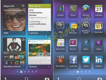 Blackberry Device Auto Zoom Settings for Q5, Q10, Z10 & Z30