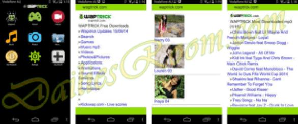 Free Download waptrick.com app for Game Music Videos