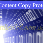 How To Protect Articles Against Copyright In A Website