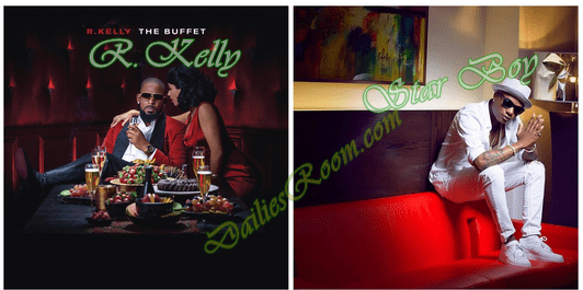 """Download R. Kelly ft Wizkid New Song """"I Just Want To Thank You"""""""