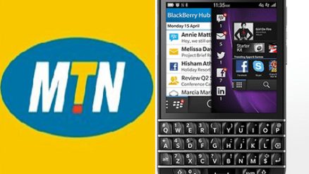 MTN Blackberry Data Subscription Code - BB Data Bundle for MTN