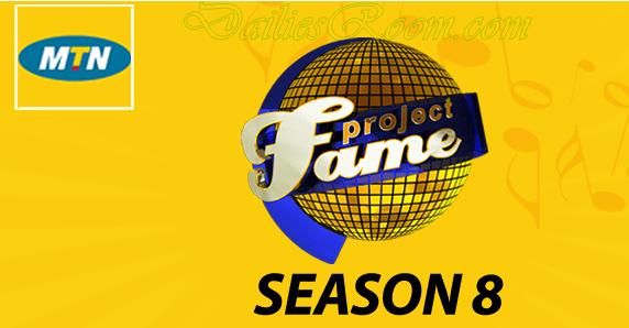 MTN Project Fame 8 Audio Audition Registration Process