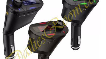 New Car Kit MP3 Player Wireless FM Transmitter Modulator USB SD MMC LCD Remote