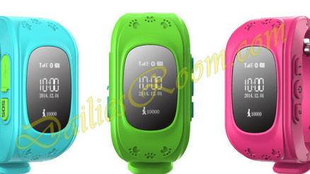 Kids GH watch GPS Tracking Devise - Child GPS tracker bracelet