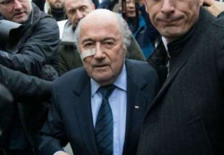 Blatter And Platini Handed 8 Year Football Bans - Blatter appeal to CAS