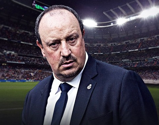 Real Madrid fired Rafa Benitez - Zinedine Zidane Named Madrid manager