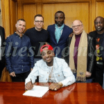 Sony Music Announce Davido Signing Worldwide: Official Press Release