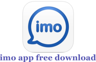imo app free download for PC or Laptop Windows 7/8/8.1 or Windows 10