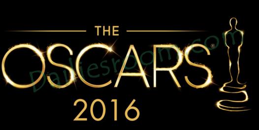 The OSCARS Award 2016