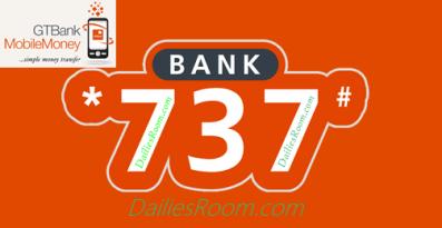 GTBank *737*