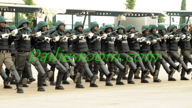 Nigeria Police 2016 Job Recruitment Form