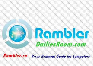 Rambler.ru Virus Removal Guide