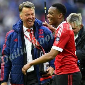 De Gea and Martial Qualifier Man Utd to FA Cup Final