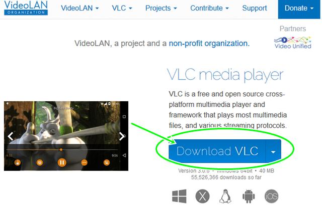 Download VLC Media Player for Desktop & Mobile Free