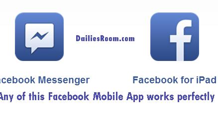 Download Facebook Mobile App