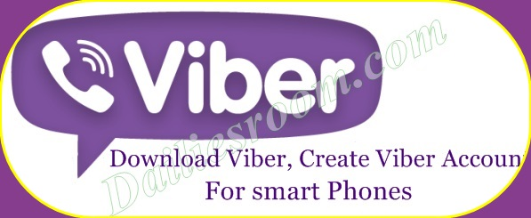 Download Viber Create Viber Account for smart Phones, Viber Login - www.account.viber.com