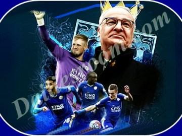 Leicester City Wins Barclays Premier League Title For 2015/2016 season